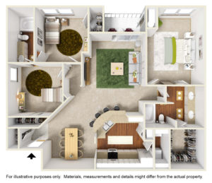 Dogwood floor plan